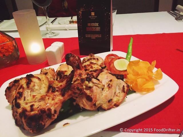 Murgh Kalmi Kebab