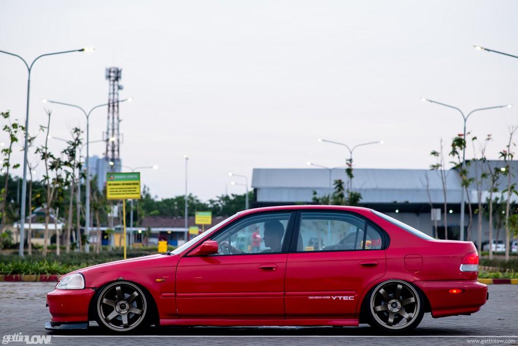 Bayu Ramadhan Civic EK4