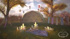 Shanti Camp by Ami-Ami set now available at SaNaRae*