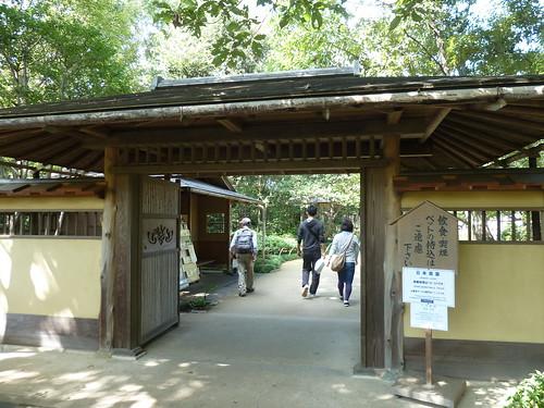 日本庭園 昭和記念公園