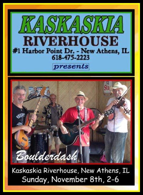 Kaskaskia Riverhouse 11-8-15