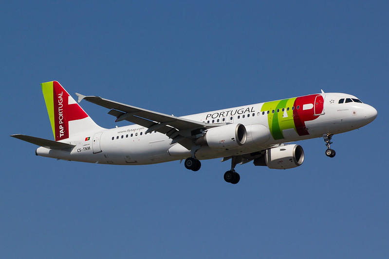 TAP Portugal - A320 - CS-TNM (1)
