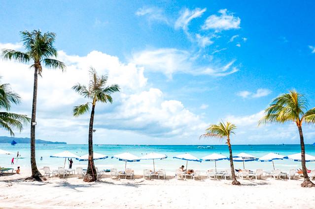 Oh Sunny White Beach!
