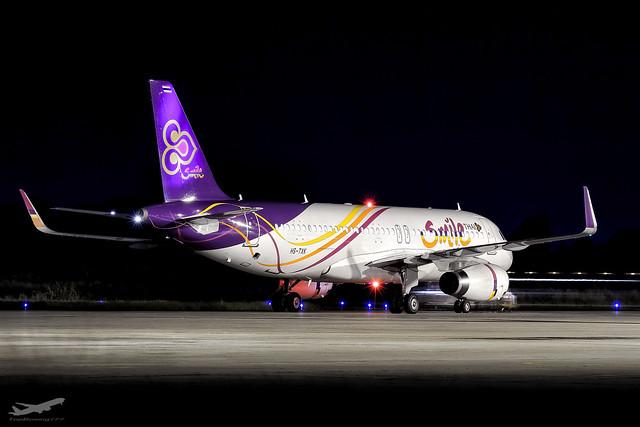 Thai Smile A320 HS-TXK @UBP/VTUU