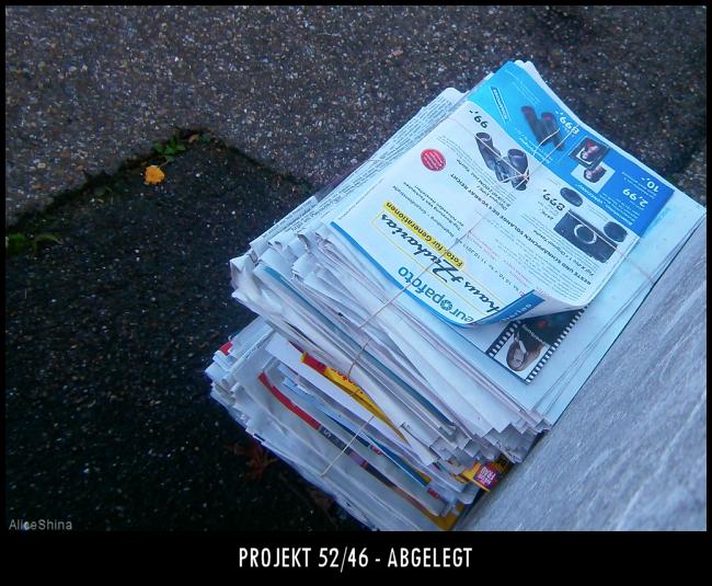 Projekt 52/46 - Abgelegt
