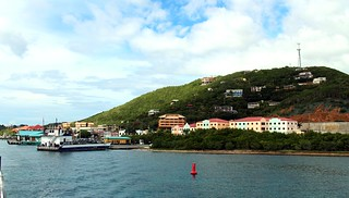 Image of Bluebeard Beach. red beach st ferry island islands bay pier us thomas united virgin caribbean states hook redhook vi stthomas usvi konomark