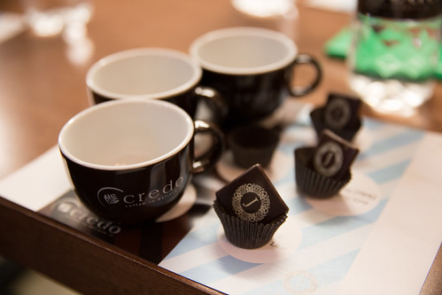 Credo & Jacek Coffee & Chocolate Tasting