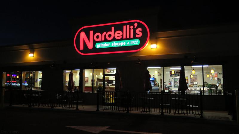 Nardelli's exterior