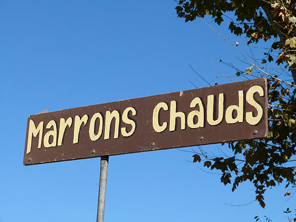 marrons chauds