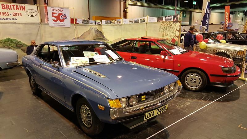 NEC 2015 Classic Motor Show
