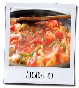 Ajoarriero, een eeuwenoud recept van de muilezeldrijvers in het noorden van Spanje