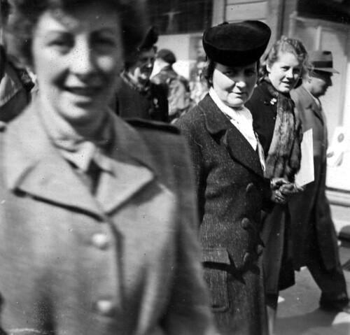 Gateliv i Trondheim 17. mai 1945