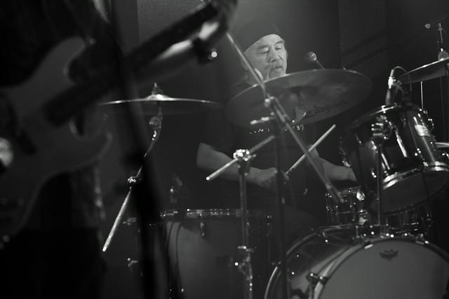 A.T.M live at 獅子王, Tokyo, 20 Nov 2015. 161