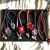 glorious sunshine & magic jewels #merinowoolfelt #semipreciousstones #witchymagic #fullmoonlove #forsale #oneofakind