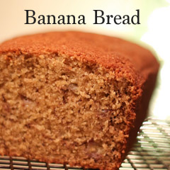 Really yummy Banana Bread Recipe
