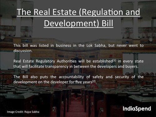 Five important bills that did not cross the mark