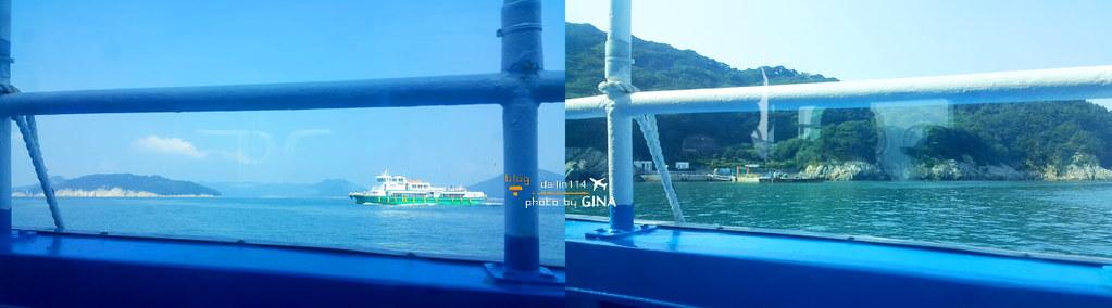 【慶尚南道統營】長蛇島海上公園|SBS韓綜Running Man、韓劇來自星星的你、溫暖的一句話..等外景拍攝場景(交通方式、行程規劃安排建議) @GINA環球旅行生活|不會韓文也可以去韓國 🇹🇼