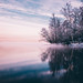 Winter reflections by Tobiashagg