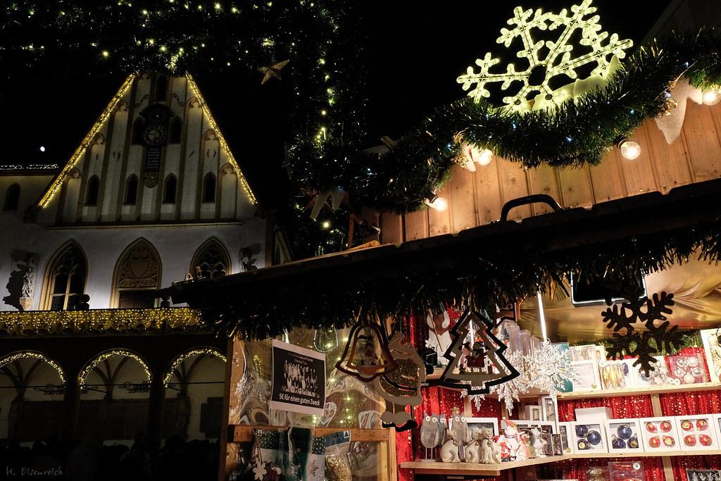 Weihnachtsmarkt H.Der Weihnachtsmarkt In Amberg War Wie Immer Sehr Gut Be Flickr