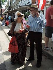 Ennis - Buying Her Icecream