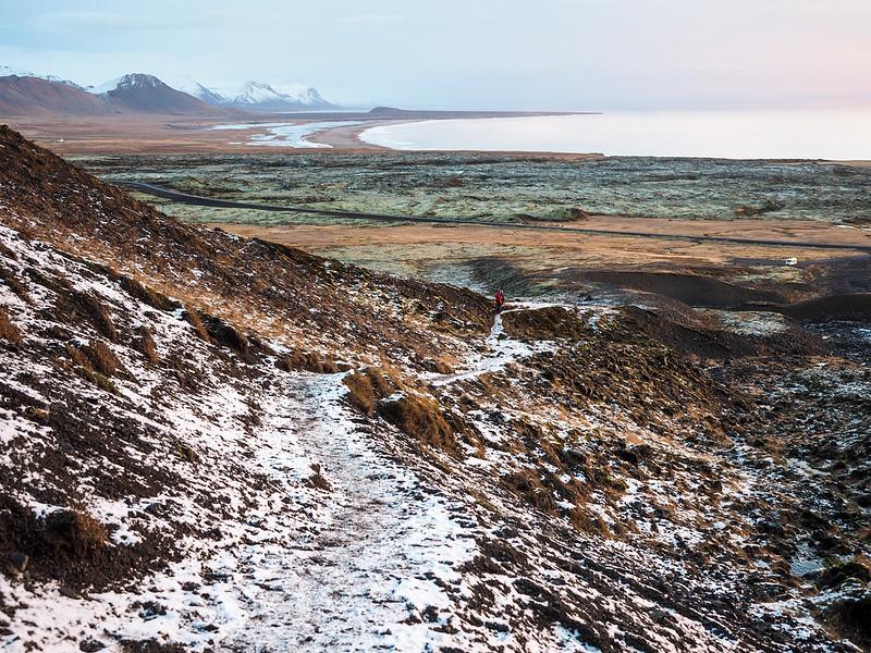 Rauðfeldsgjá Gorge, Iceland