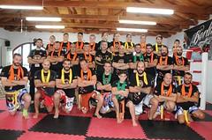 Εξετάσεις έγχρωμων ζωνών συνεργατών 2015 - Fight Club Spetses