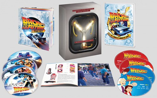 Back to the Future - Trilogy - BR 30th Anniversary Edition