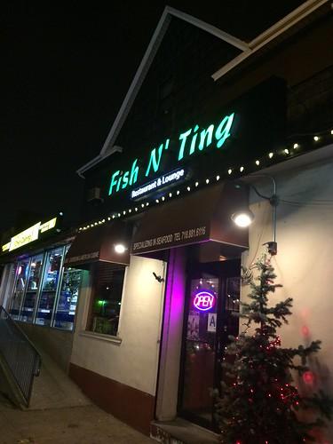 Fish N Ting Storefront