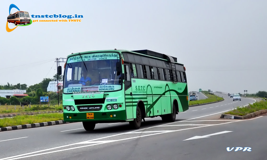 Tamil Nadu Buses - Photos & Discussion - Page 2319