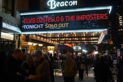 月, 2016-11-07 20:14 - Elvis Costello & The Impostors at the Beacon Theater