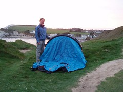 Our Campsite at Freshwater Bay Image