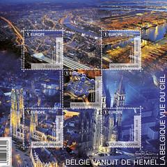 11 La Belgique vue du ciel