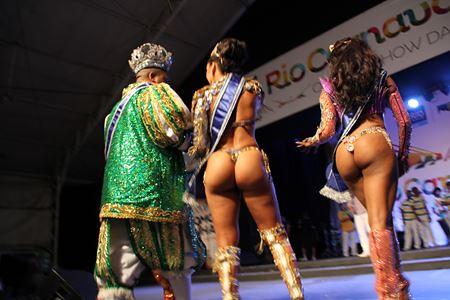 RIO DE JANEIRO - BRASIL - RIO2016 - BRAZIL #CLAUDIOperambulando - ELEIÇÂO REI RAINHA DO CARNAVAL RIO DE JANEIRO - ELEIÇÂO REI RAINHA DO CARNAVAL #COPABACANA #CLAUDIOperambulando