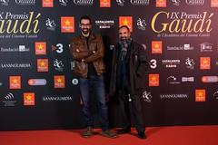 Festa Candidates IX Premis Gaudí