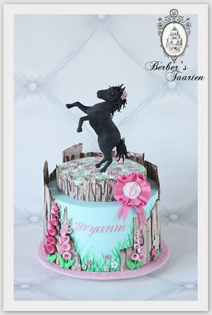 Cake by Berber's Taarten