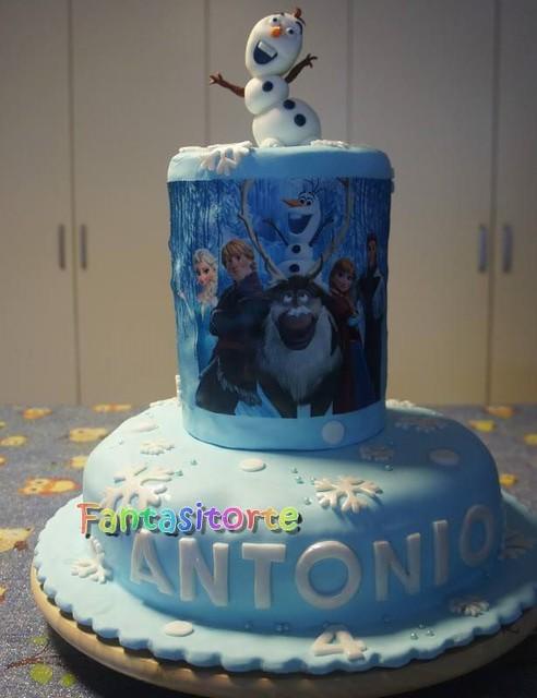 Cake by Fantasitorte