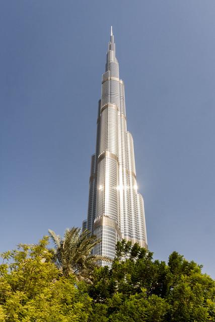Burj Khalifa - Dubai, United Arab Emirates