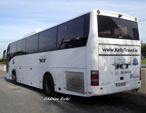 Kelly Travel Limerick Volvo B12B Jonkheere Mistral (02-G-8728).