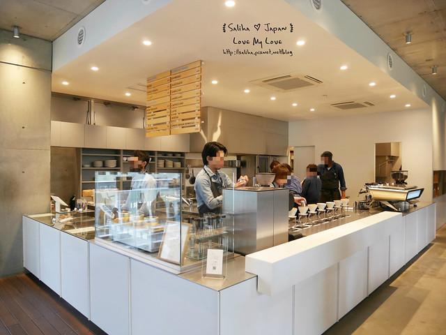日本東京表參道必喝藍瓶咖啡Blue Bottle Coffee手沖咖啡 (6)