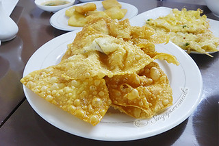 Yangon 999 Shan Noodles - Fried Wonton