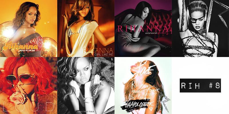Rihanna - Discography