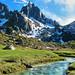 Pizzo del Prévat 2558m - Passo  Campolungo - Ticino - Svizzera by Felina Photography