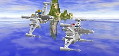 X-Wing Fighters