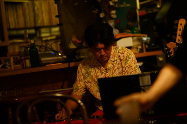 Blues live at Bright Brown, Tokyo, 16 Aug 2015. 039