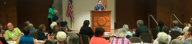 Rep. Castro to Fourm on Family Detention