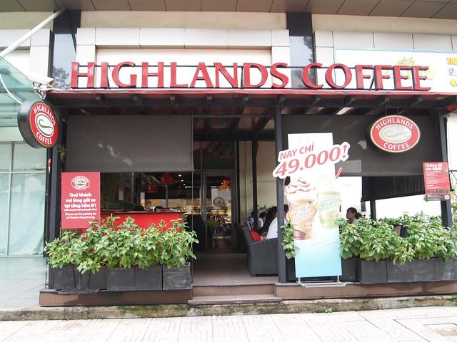 P6269810 Highlands Coffee(ハイランズ・コーヒー) vietnam ベトナム ホーチミン
