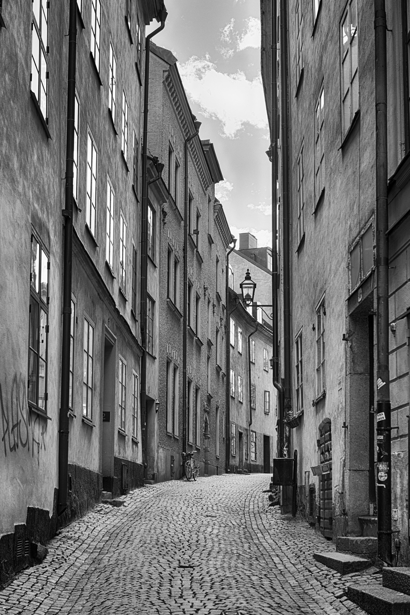 Gamla Stan Alley (Digital)