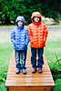 A Rainy First Day of School