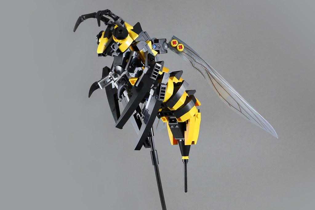 變種大黃蜂 BumbleBee