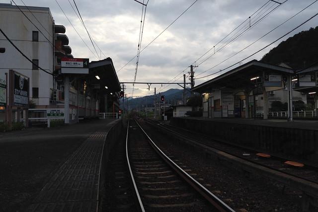 2015/09 叡山電車宝ヶ池駅